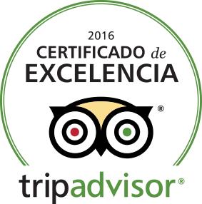 CASAGARRAS_CERTOFOCADOEXCELENCIA_TRIPADVISOR